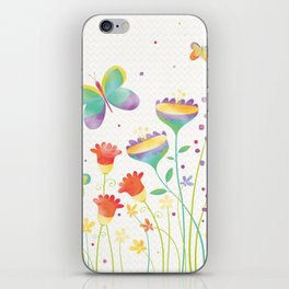 Home in the Summertime iPhone Skin