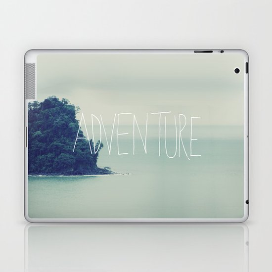 Adventure Island Laptop & iPad Skin