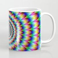 trippy Mugs featuring Trippy by Hipster's Wonderland