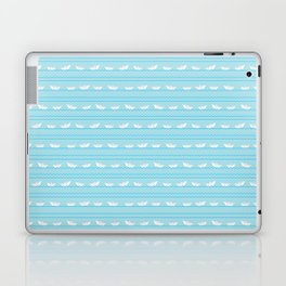 Paper Boats Laptop & iPad Skin