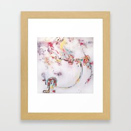 Stand Strong Framed Art Print