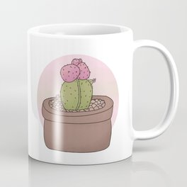 Moon Cactus Guardians Coffee Mug