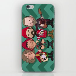 A Killers Holiday iPhone Skin