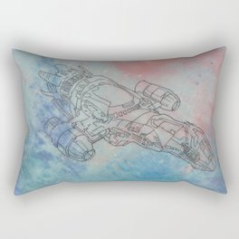 Serenity - Firefly Rectangular Pillow