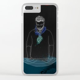 Into subconsciousness Clear iPhone Case