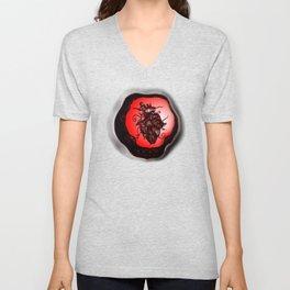 Inner Heart Unisex V-Neck