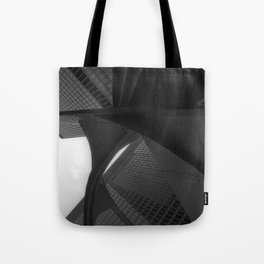 Chicago Sculpture 2 Tote Bag
