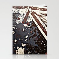 uk Stationery Cards featuring UK  by Kees