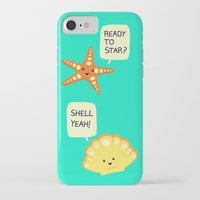 motivational iPhone & iPod Cases featuring Motivational Beach! by AnishaCreations