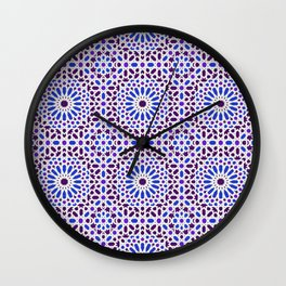 -A16- New Account www.Society6.com/Arteresting Wall Clock