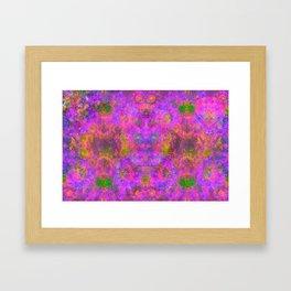 Sedated Abstraction I Framed Art Print