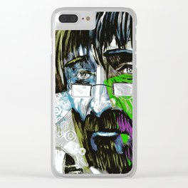 The Final Colour Clear iPhone Case