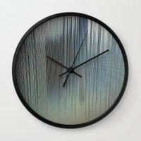 metal Wall Clocks featuring Metal by RDKL, Inc.