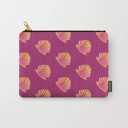 Sunrise Shells Carry-All Pouch