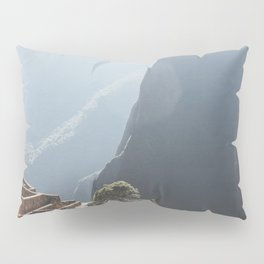 Sunrise over Machu Picchu Pillow Sham