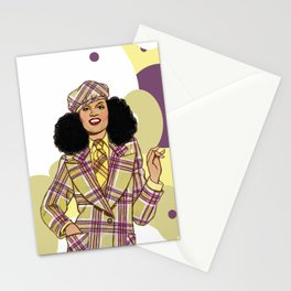 Wool Suit Stationery Cards