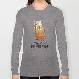 WillowCreek Owl Long Sleeve T-shirt
