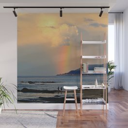 Adventure under the Rainbow Wall Mural