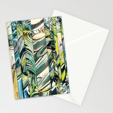 faded 4 Stationery Cards