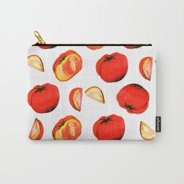 red tomato Carry-All Pouch