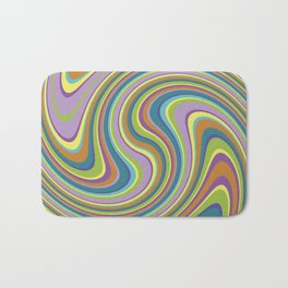 Twist and Shout-Jardin colorway Bath Mat