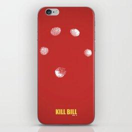 Kill Bill vol. 2 iPhone Skin