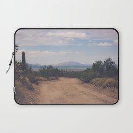 Down Desert Roads Laptop Sleeve