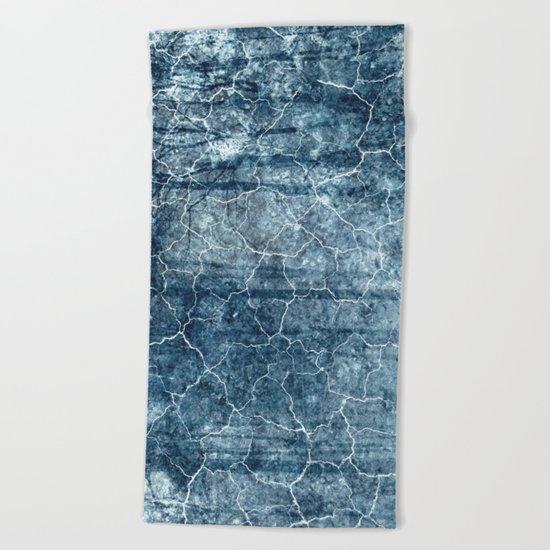 Craquelè Beach Towel