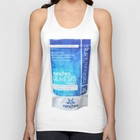 bag Tank Tops featuring bag by Synchro