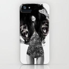 Lion #2 iPhone Case