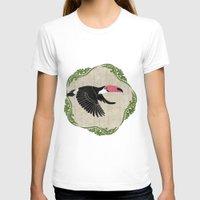 toucan T-shirts featuring Toucan by Aquamarine Studio