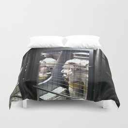 Spaceman Duvet Cover