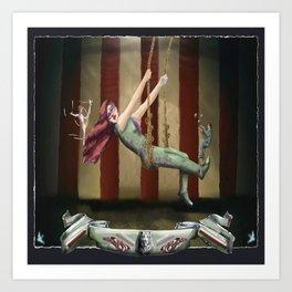 Circo Art Print