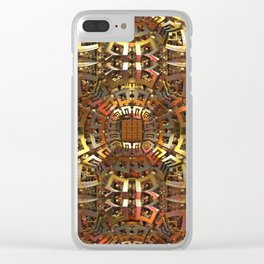 Thame of Groans Clear iPhone Case