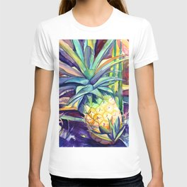 Kauai Pineapple 4 T-shirt