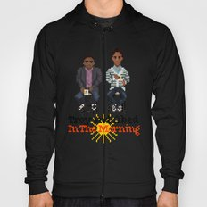 Troy And Abed In the Morning Hoody