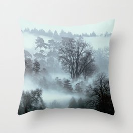 Picturesque Daydreams Throw Pillow