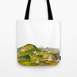 Wormwood Hare Tote Bag