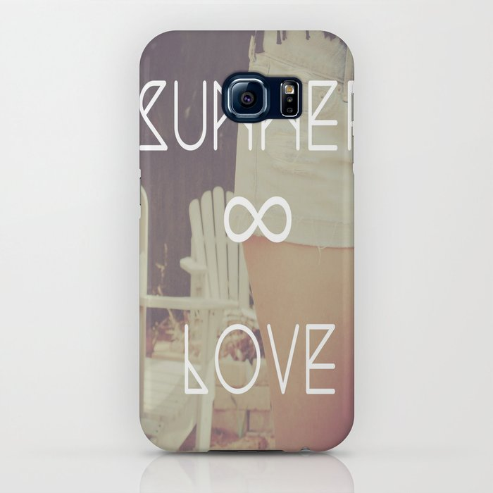 summer love iPhone Case