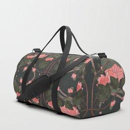 BUDDING FLORAL Duffle Bag