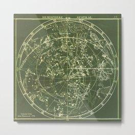 Physics: Celestial Atlas Metal Print