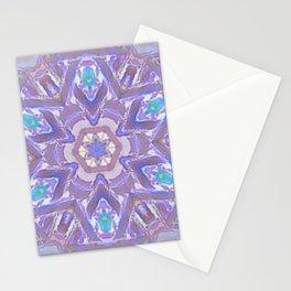 Mandala - Purple Fantasy Stationery Cards