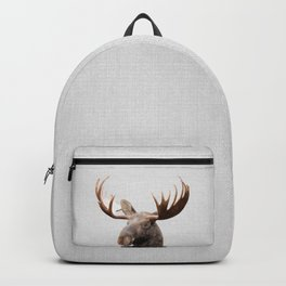 Moose - Colorful Backpack
