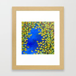 East Tennessee Spring Framed Art Print
