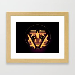 Star. Framed Art Print