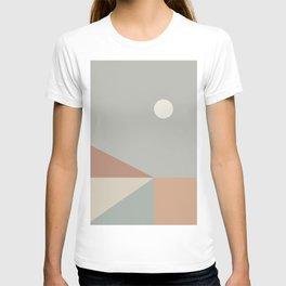 Geometric Landscape 02 T-shirt