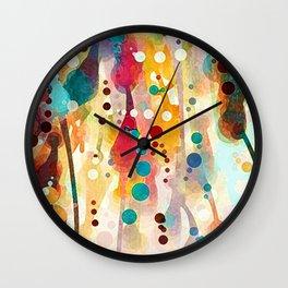 Mulberry Jane Wall Clock