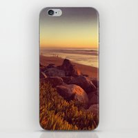 west coast iPhone & iPod Skins featuring coast by petervirth photography