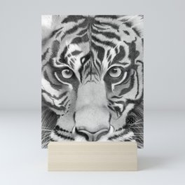 SDCC Tiger Mini Art Print