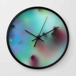 Low Carb Diet Wall Clock